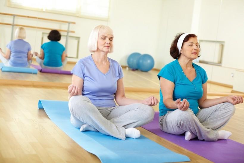 YogaFit For Seniors
