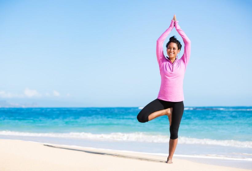 Meet YogaFit Ambassador Grace