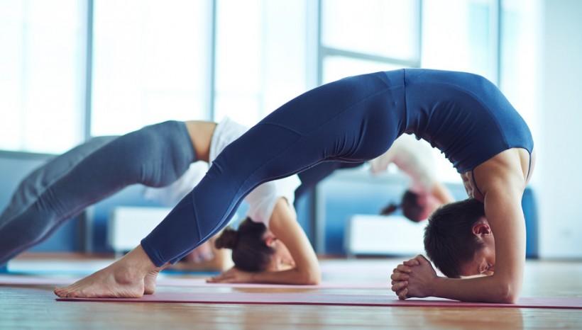 Tammy's Journey To Yoga