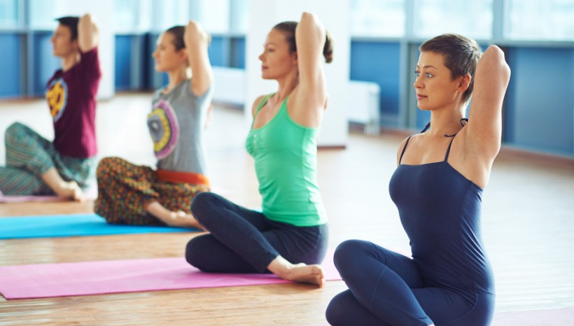 Introducing YogaFit Essential Oils