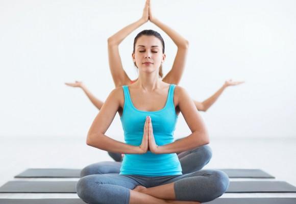 YogaFit  Meditation