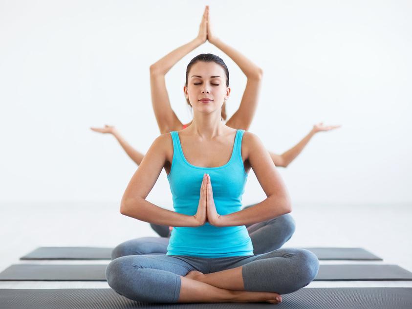 YogaFit Meditation - Yoga Fit