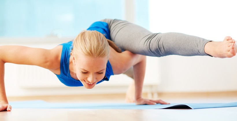 YogaFit Strength